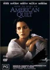 How To make An American Quilt on DVD