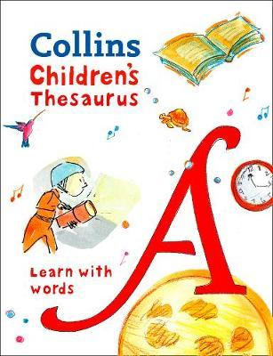 Children's Thesaurus by Collins Dictionaries