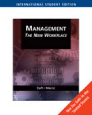 Understanding Management by Richard L Daft image