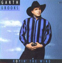 Ropin' the Wind by Garth Brooks image