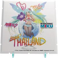 Dioramansion 150: Racing Miku 2017 (Rd.7 Thailand) - Optional Display Panel
