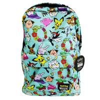 Loungefly Pokemon Kawaii AOP Backpack