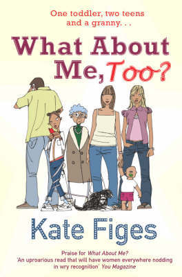 What About Me, Too? by Kate Figes image