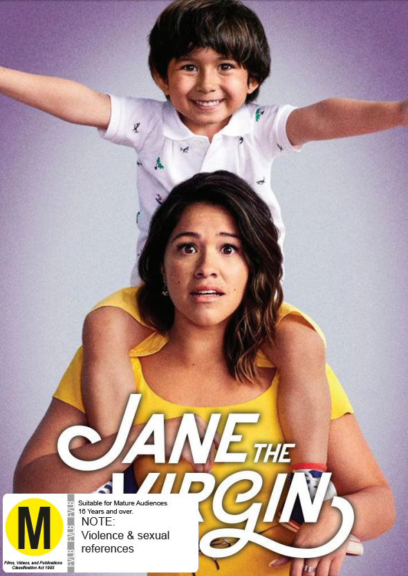 Jane the Virgin - The Complete Fourth Season on DVD image