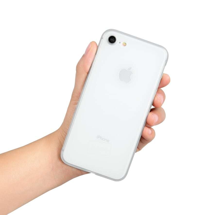 Kase Go Original iPhone 8 Slim Case -White Knight image