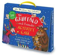 The Gruffalo and Friends: Activity Case by Julia Donaldson