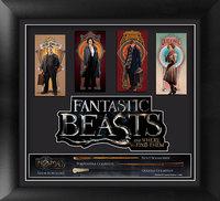 FilmCells: Framed Movie Art - Fantastic Beasts (Wands)