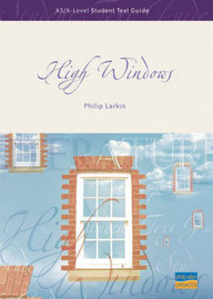 """High Windows"": AS/A-level Student Text Guide by Andrew Green image"