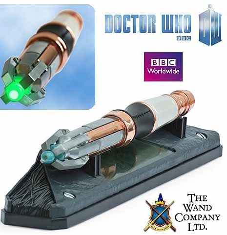 Doctor Who Sonic Screwdriver Universal Remote Control image