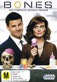 Bones - The Complete Seventh Season DVD