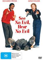 See No Evil, Hear No Evil on DVD