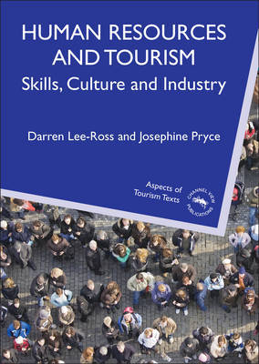 Human Resources and Tourism by Darren Lee-Ross image