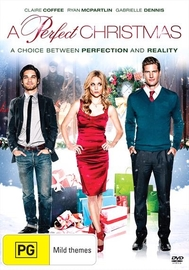 A Perfect Christmas (Holly's Holiday) on DVD