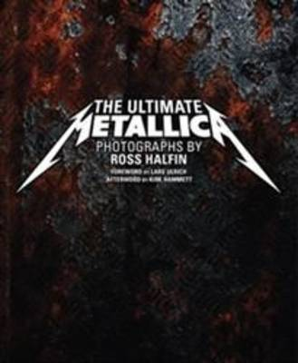 The Ultimate Metallica by James Hetfield image
