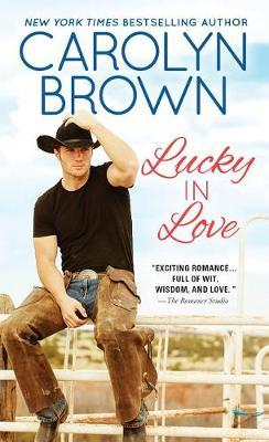 Lucky in Love by Carolyn Brown image