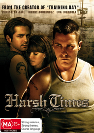 Harsh Times on DVD image