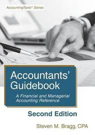 Accountants' Guidebook by Steven M. Bragg
