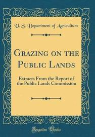 Grazing on the Public Lands by U.S Department of Agriculture image