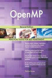 Openmp Second Edition by Gerardus Blokdyk image