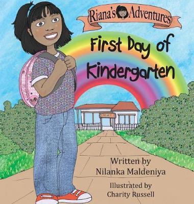 Riana's Adventures - First Day of Kindergarten by Nilanka Maldeniya image