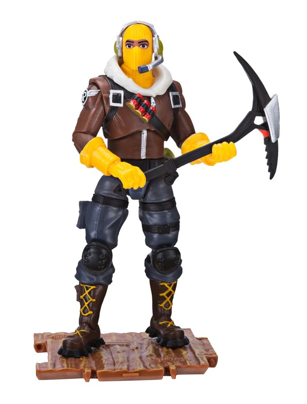 "Fortnite: Raptor - 4"" Action Figure"