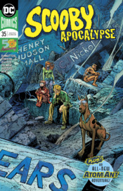 Scooby Apocalypse #35 - (Cover A) by J.M. DeMatteis