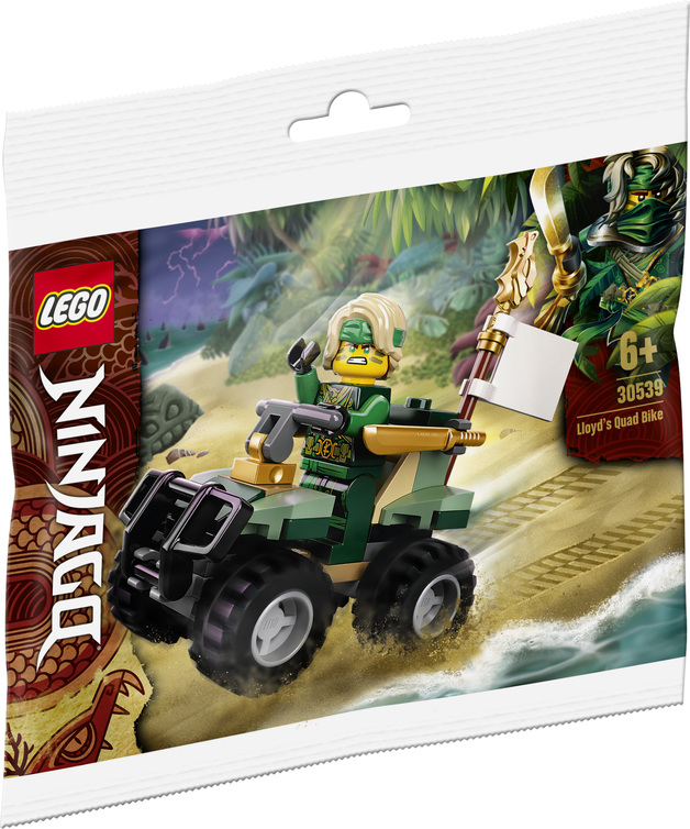 LEGO Ninjago: Lloyd's Quad Bike - (30539)