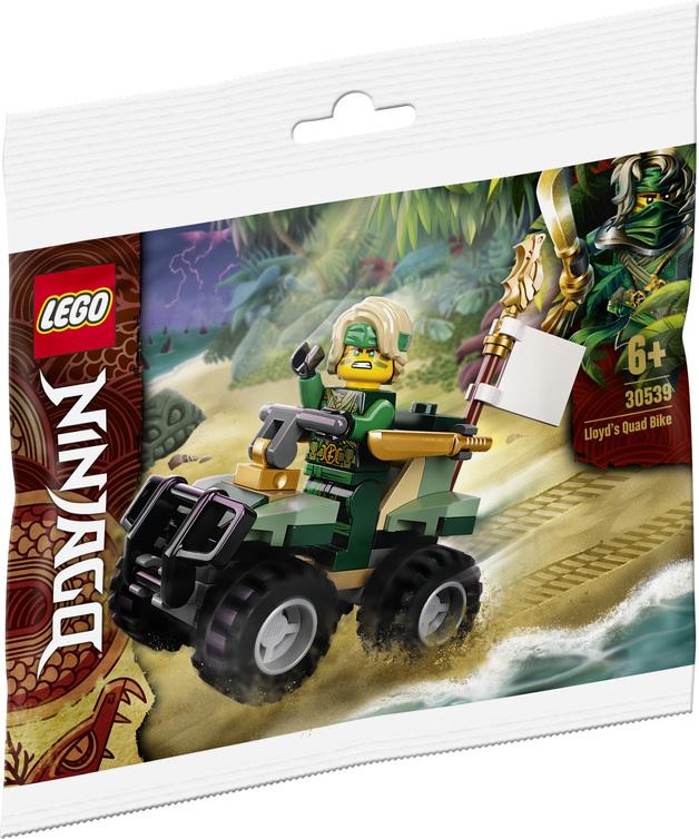 LEGO Ninjago: Lloyd's Quad Bike - (30539)