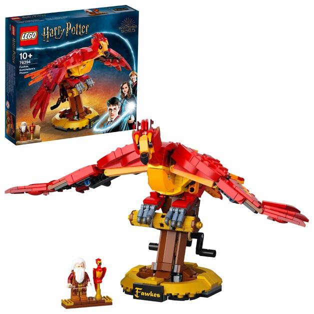 LEGO Harry Potter: Fawkes, Dumbledore's Phoenix (76394)