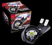 Guillemot Force Feedback Racing Wheel for PC Games