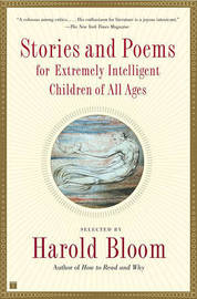 Stories and Poems for Extremely Intelligent Children of All Ages by Harold Bloom image