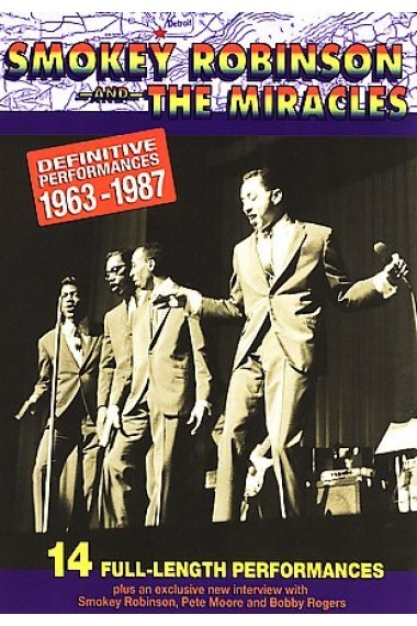 Smokey Robinson - The Definitive Collection on DVD