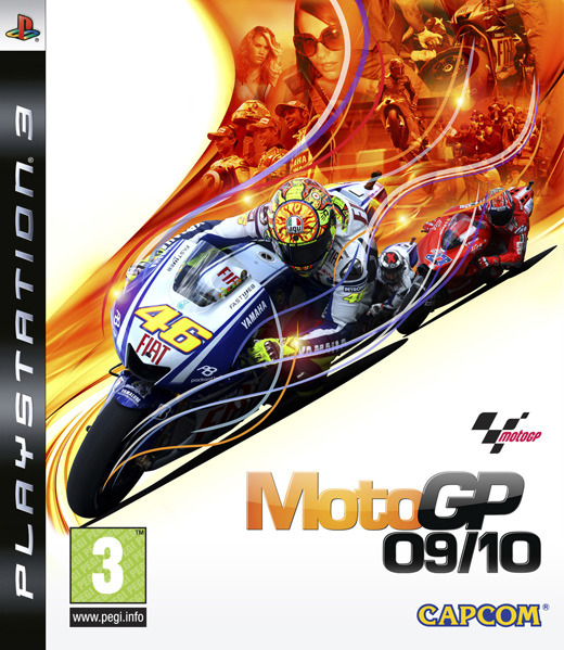 MotoGP 09/10 for PS3