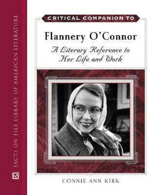 Flannery O'Connor by Connie Ann Kirk