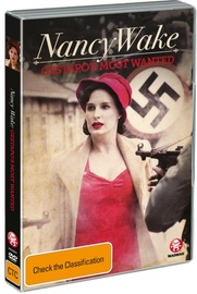 Nancy Wake: Gestapo's Most Wanted on DVD
