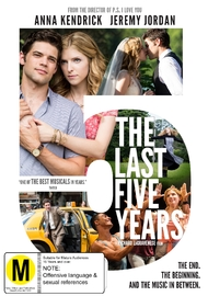 The Last 5 Years DVD