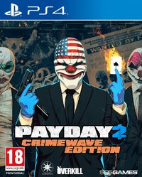 Payday 2 Crimewave Edition for PS4