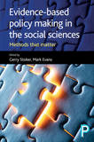 Evidence-Based Policy Making in the Social Sciences