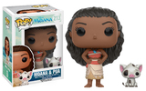 Disney – Moana & Pua Pop! Vinyl Figure