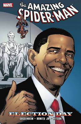 Spider-man: Election Day by Marc Guggenheim image