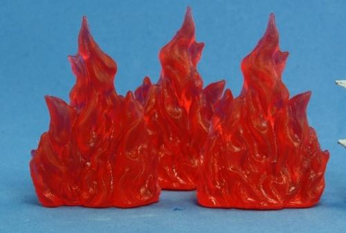 Dark Heaven Bones - Wall of Fire