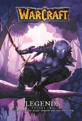 Warcraft Legends Vol. 2 by Richard A Knaak image