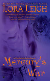 Mercury's War (The Breeds) by Lora Leigh
