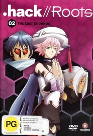 .Hack//Roots - Vol. 2 on DVD
