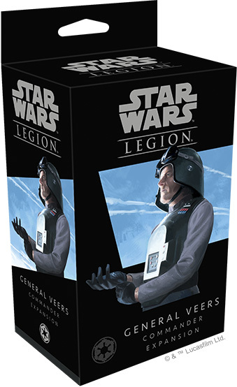 Star Wars Legion: General Veers Commander Expansion