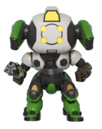 "Overwatch – Orisa (OR-15 Skin Ver.) 6"" Pop! Vinyl Figure"
