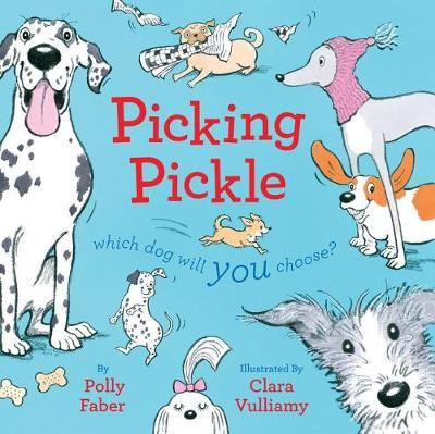 Picking Pickle by Polly Faber image