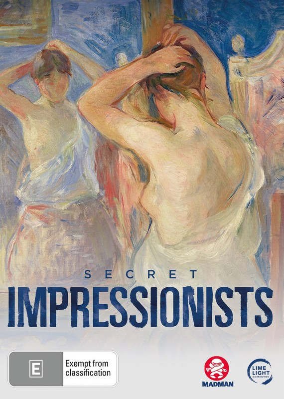 Secret Impressionists on DVD