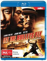 Let The Bullets Fly on Blu-ray