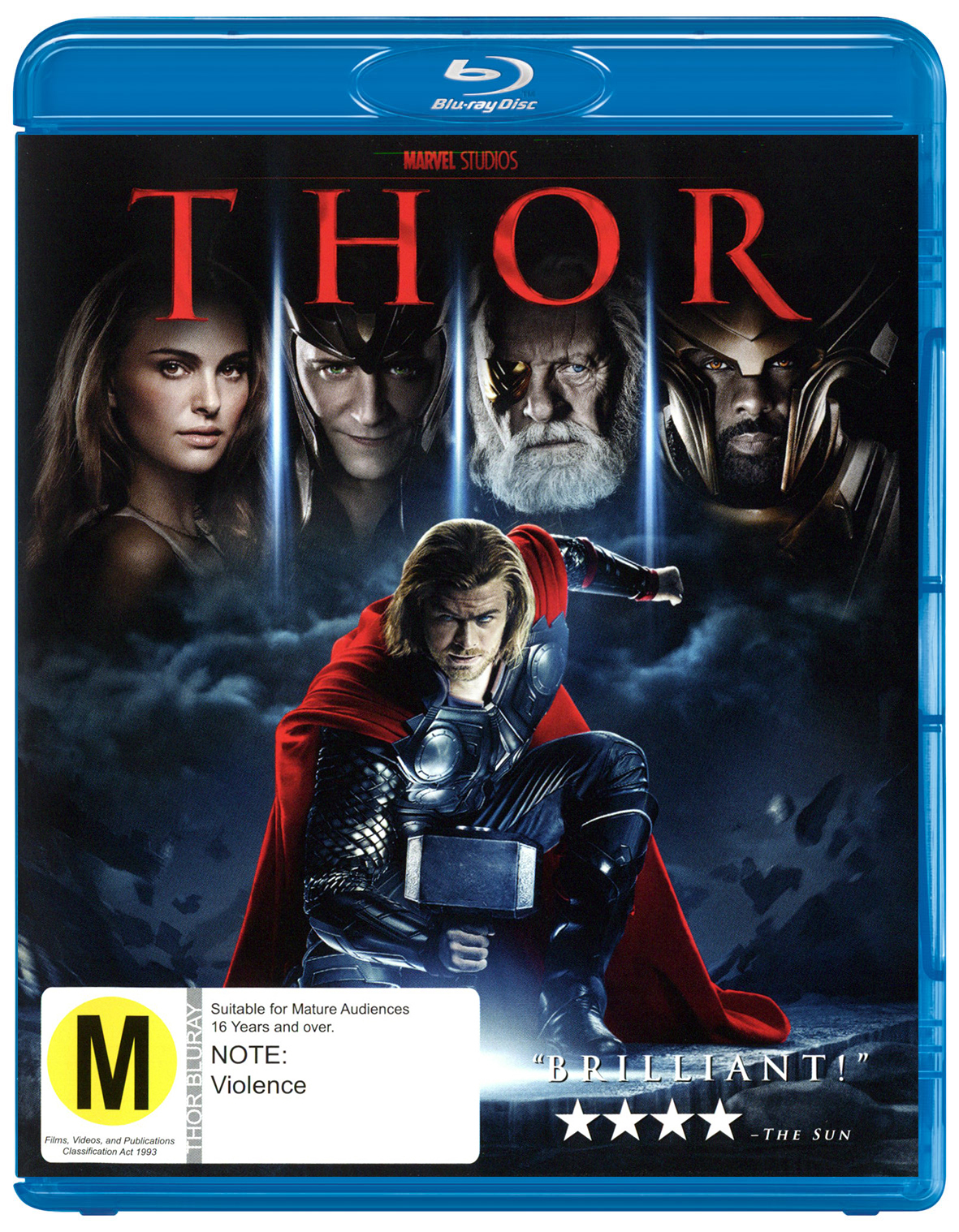 Thor on Blu-ray image
